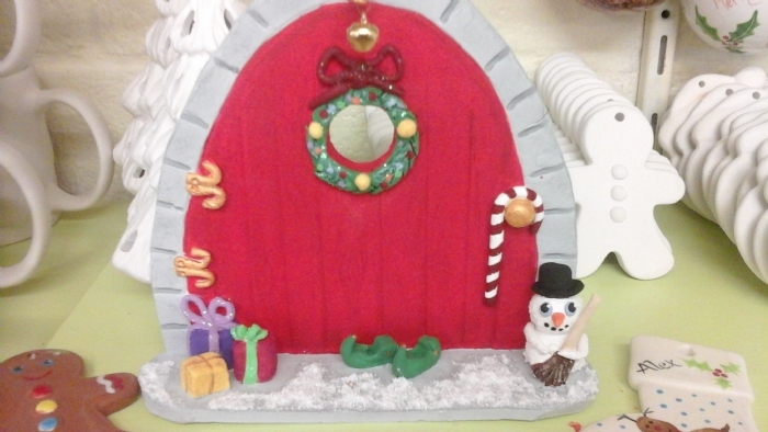 elf door mine