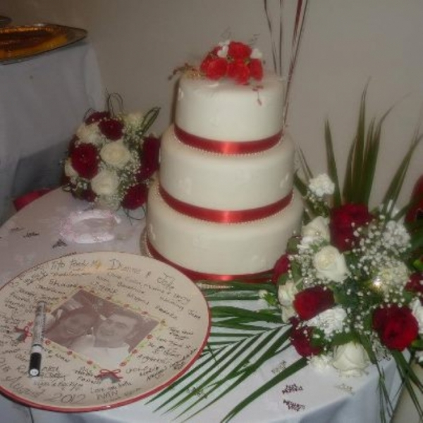 dianne and jakes wedding