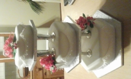 3 teir wedding cake